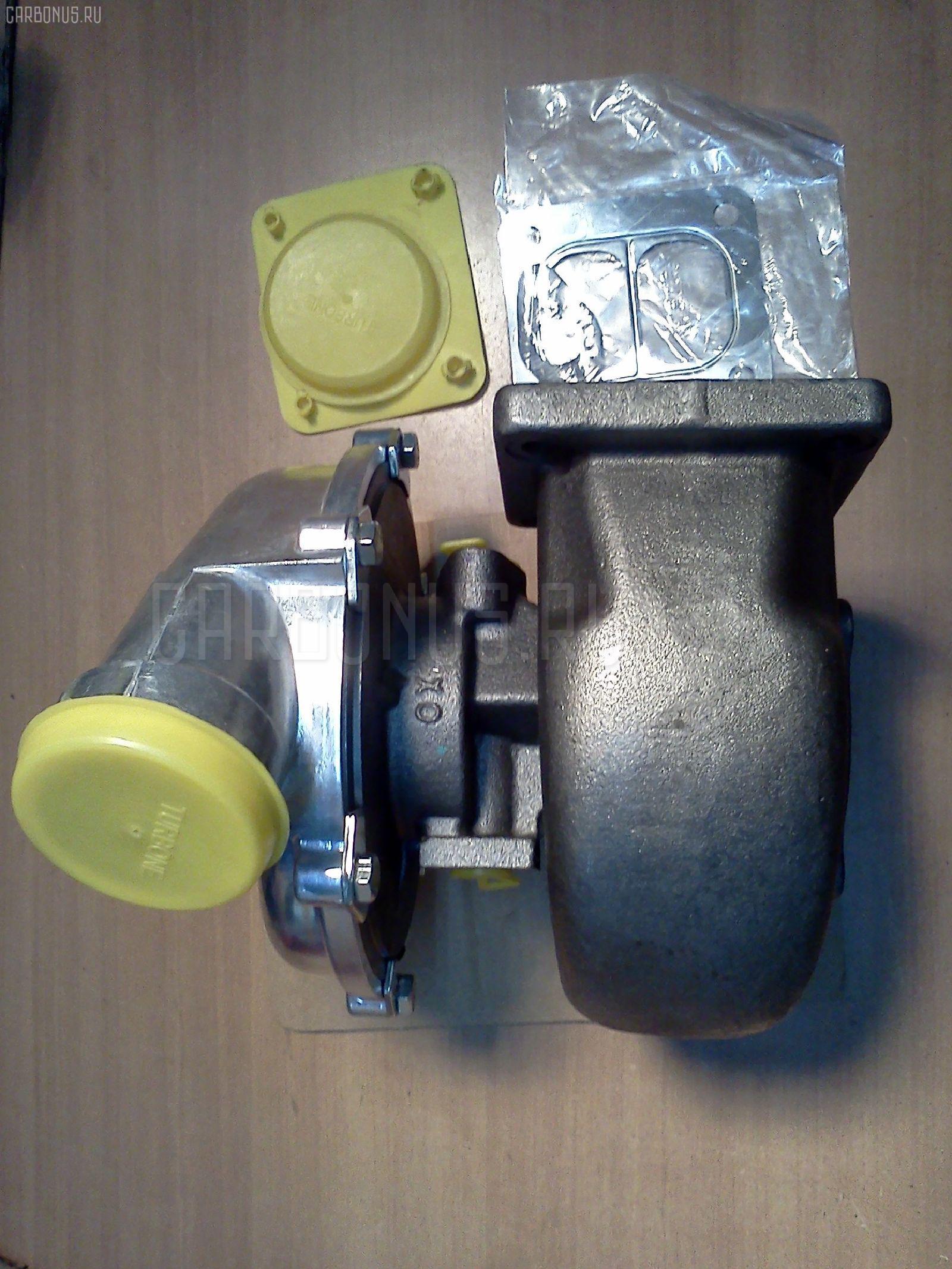 Турбина HITACHI EX300-2 6SD1 Фото 6
