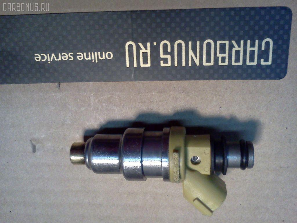 Форсунка инжекторная TOYOTA COROLLA AE100 5A-FE. Фото 1