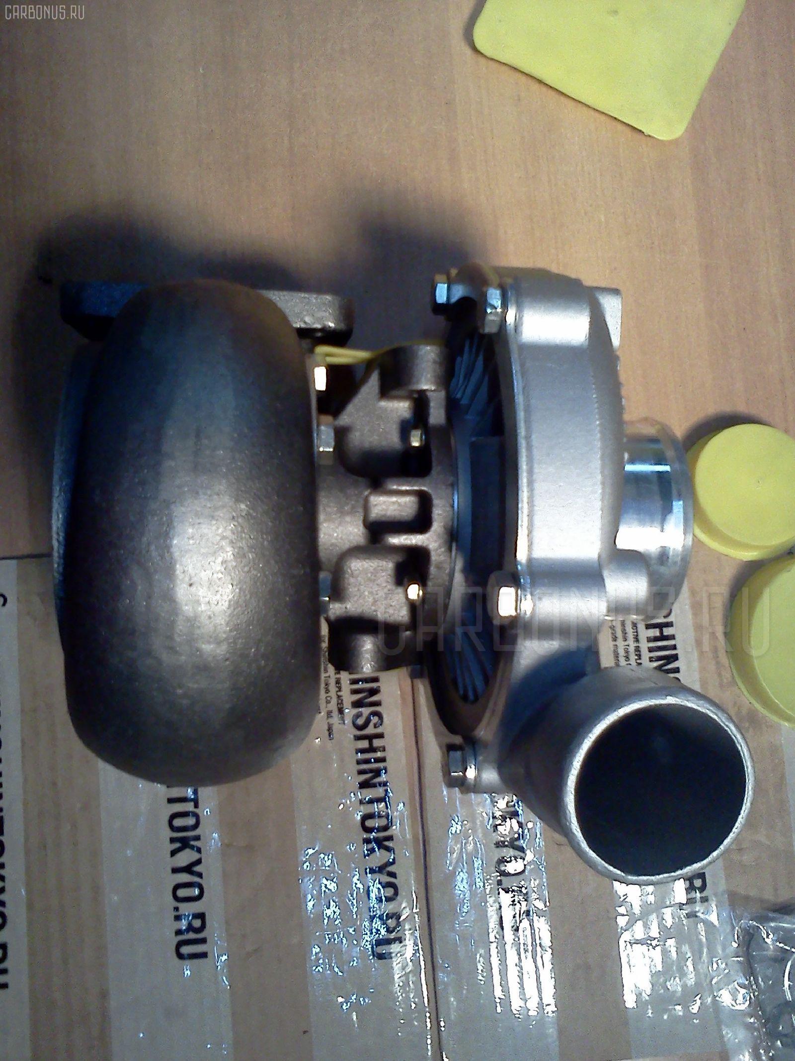 Турбина ISUZU FORWARD FRD11 6BD1T. Фото 5