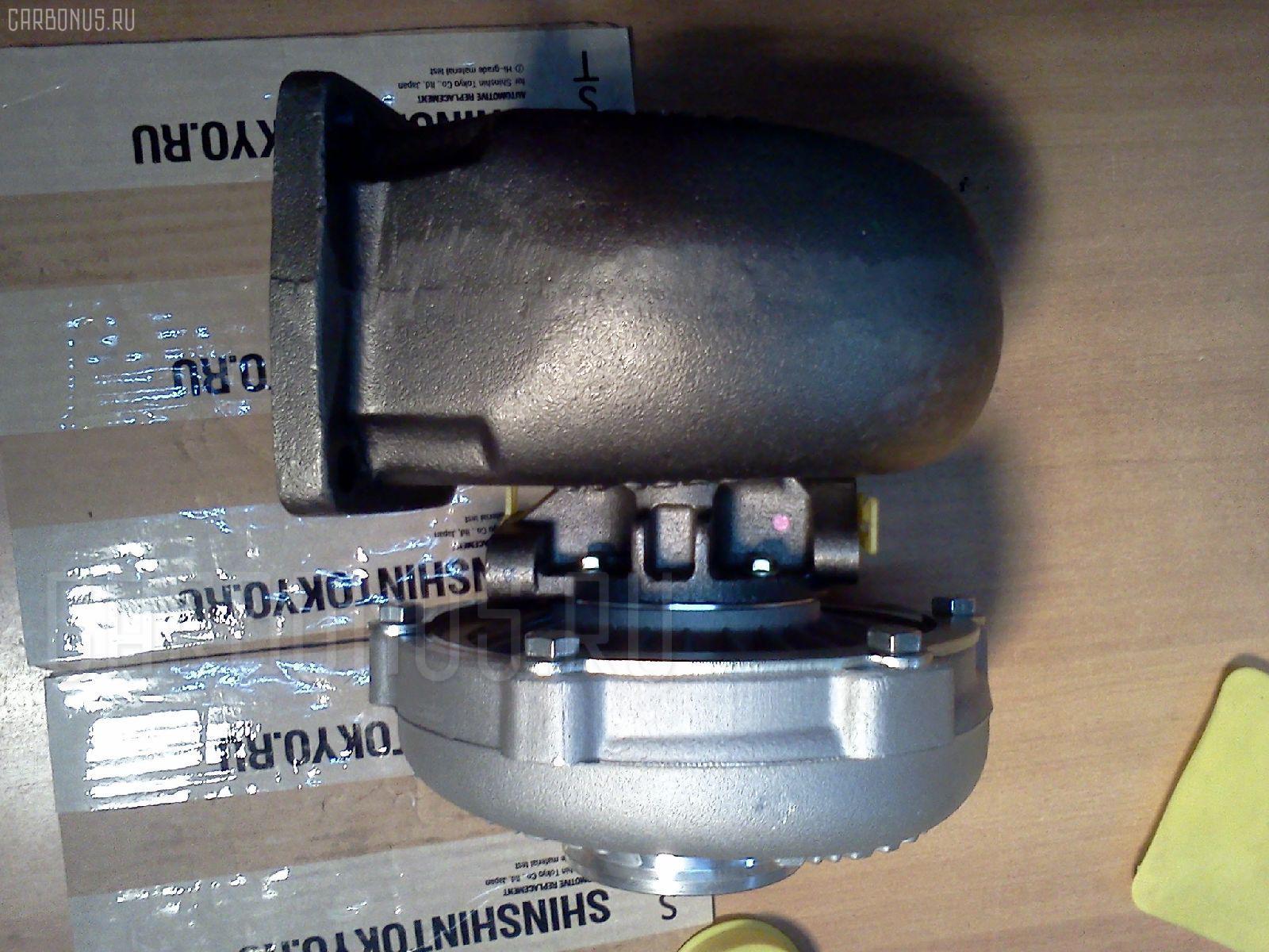 Турбина ISUZU FORWARD FRD11 6BD1T. Фото 7