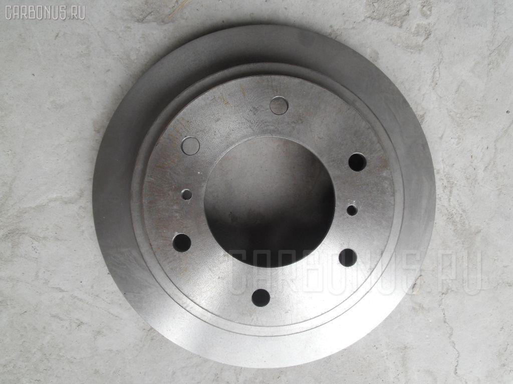 Тормозной диск MITSUBISHI PAJERO V63W Фото 1
