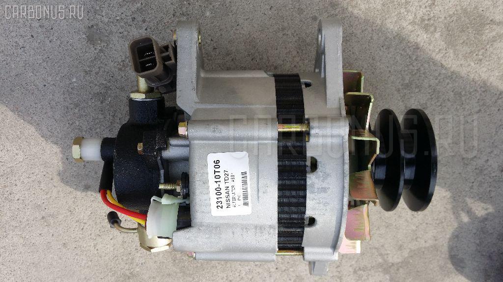 Генератор NISSAN ATLAS AMF22 TD27 Фото 4