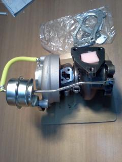 Турбина TOYOTA MEGA CRUISER BXD20V 15B-FT Фото 3