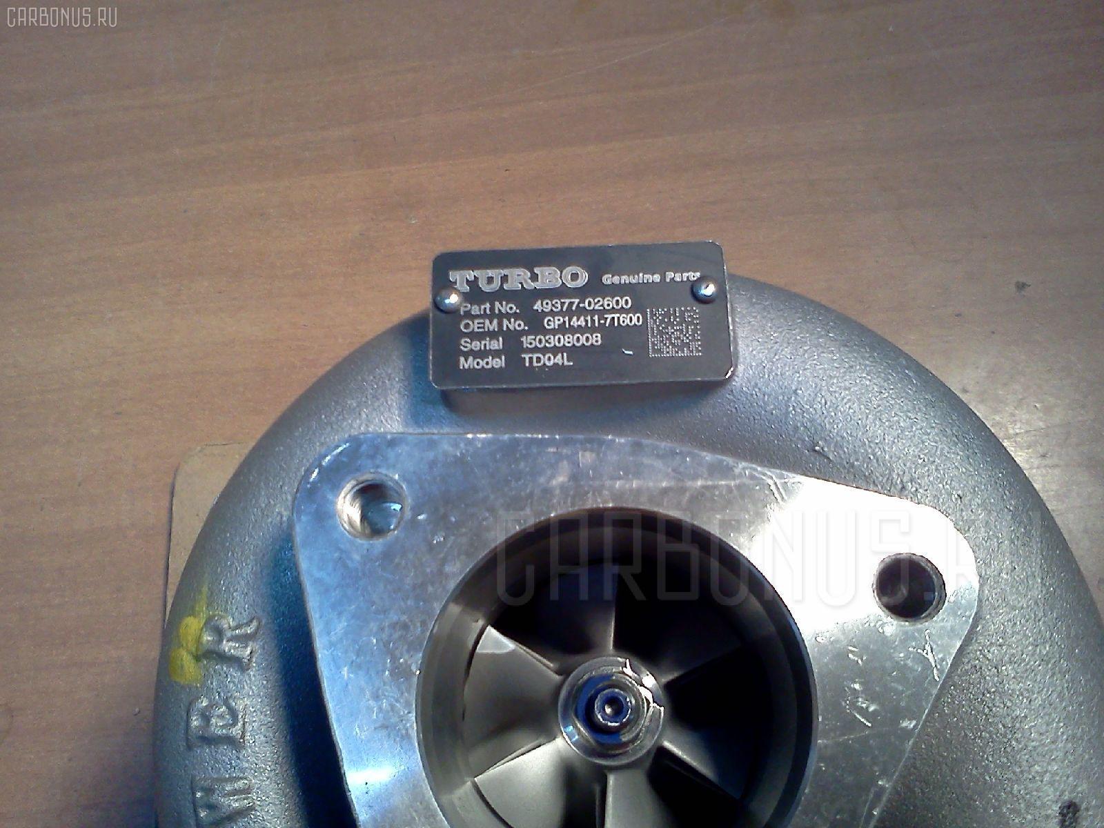 Турбина NISSAN NAVARA D40 QD32. Фото 10