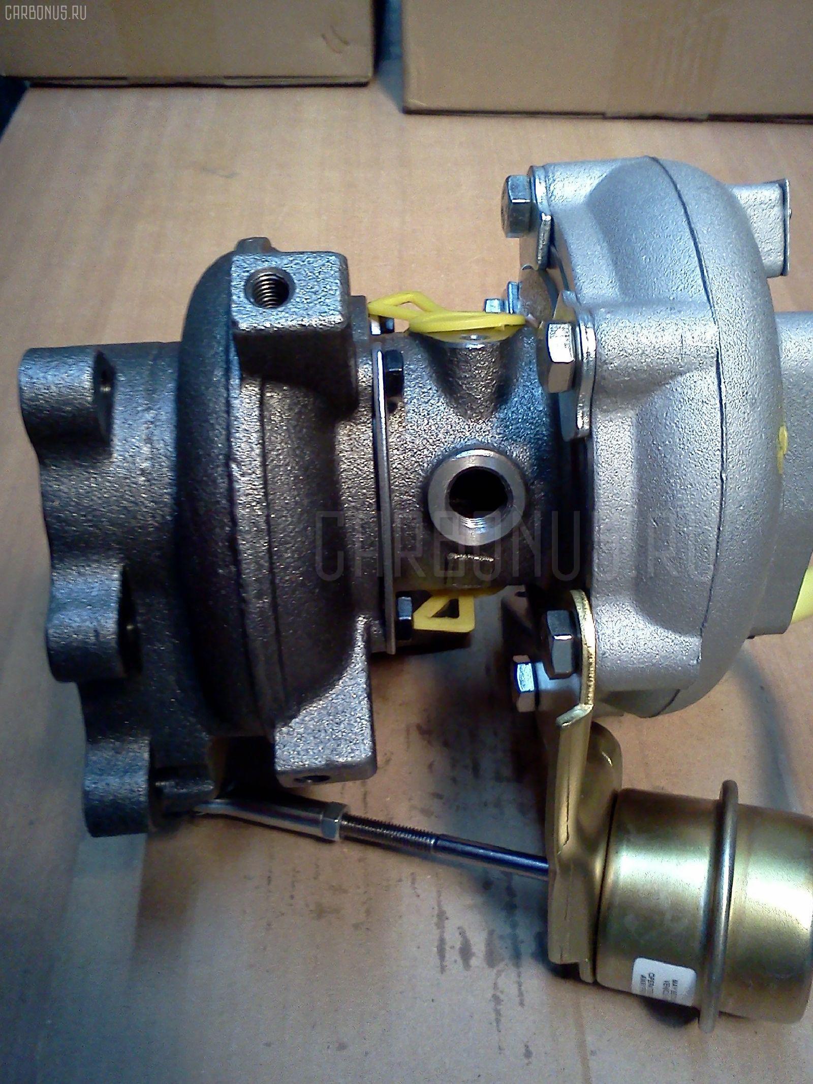 Турбина NISSAN NAVARA D40 QD32 Фото 7