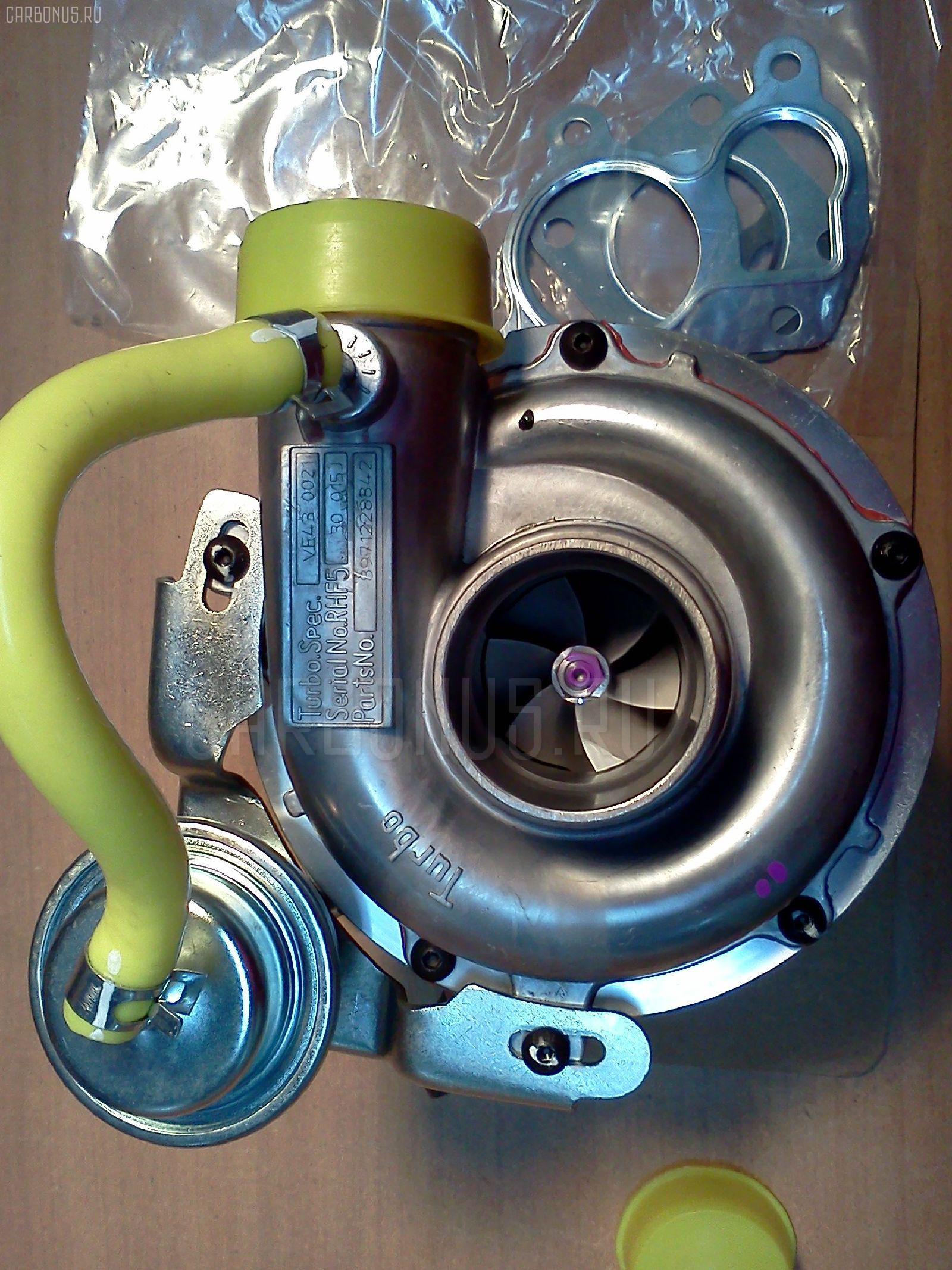 Турбина ISUZU TROOPER T 4JG2-T. Фото 2