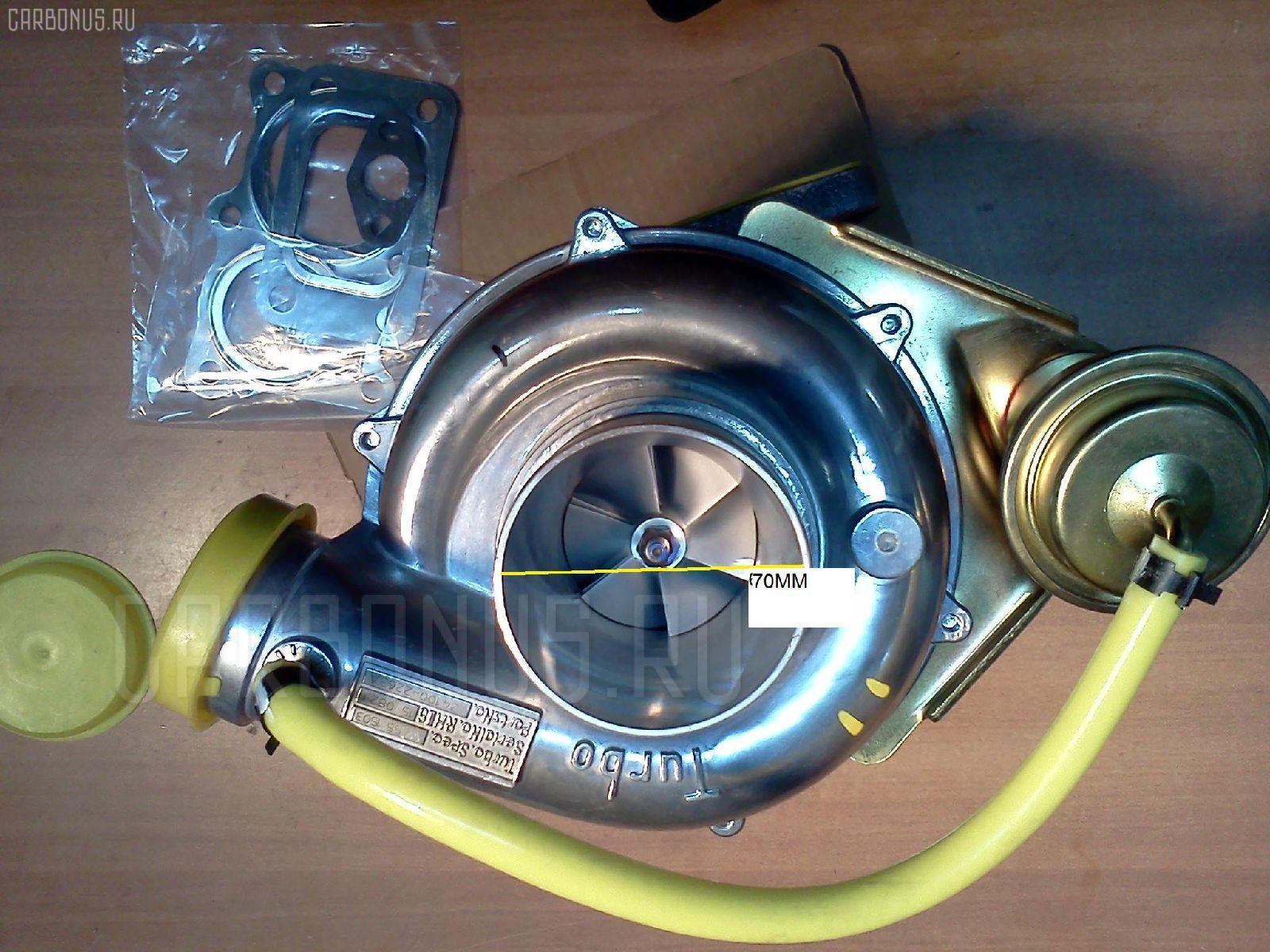 Турбина HINO RANGER FD1H H06C-TI Фото 12