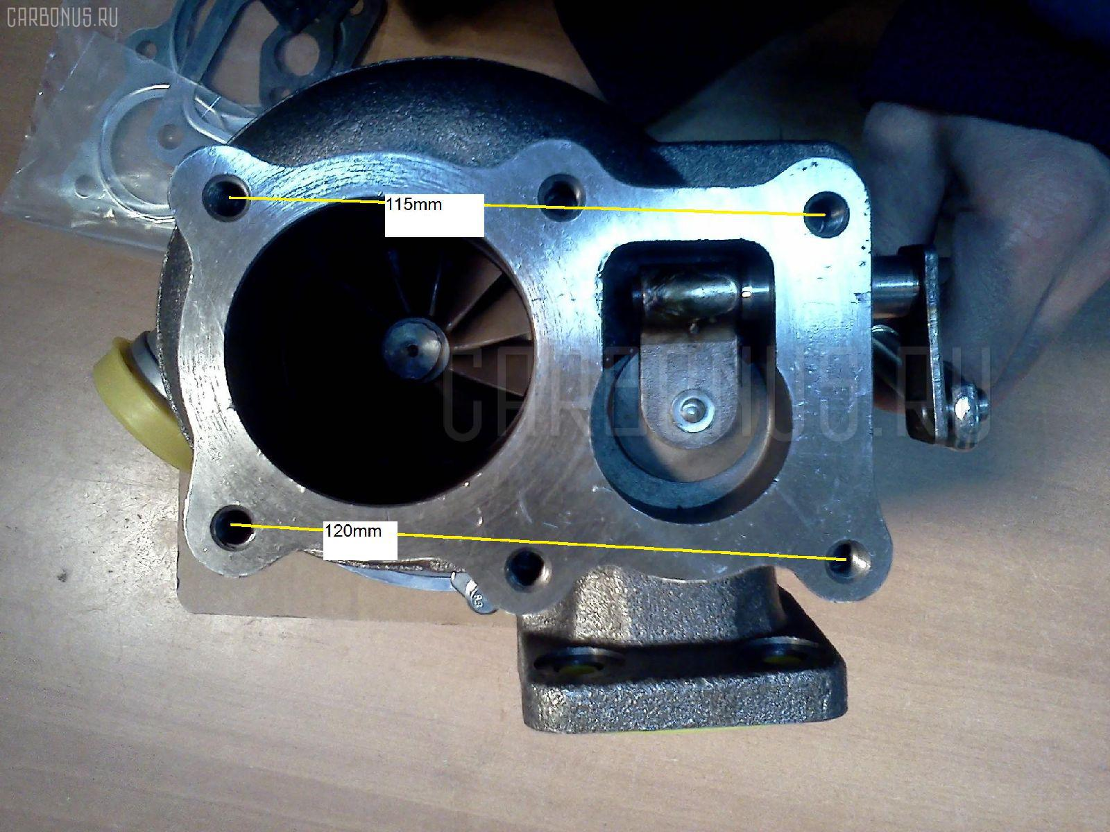 Турбина HINO RANGER FD1H H06C-TI. Фото 1