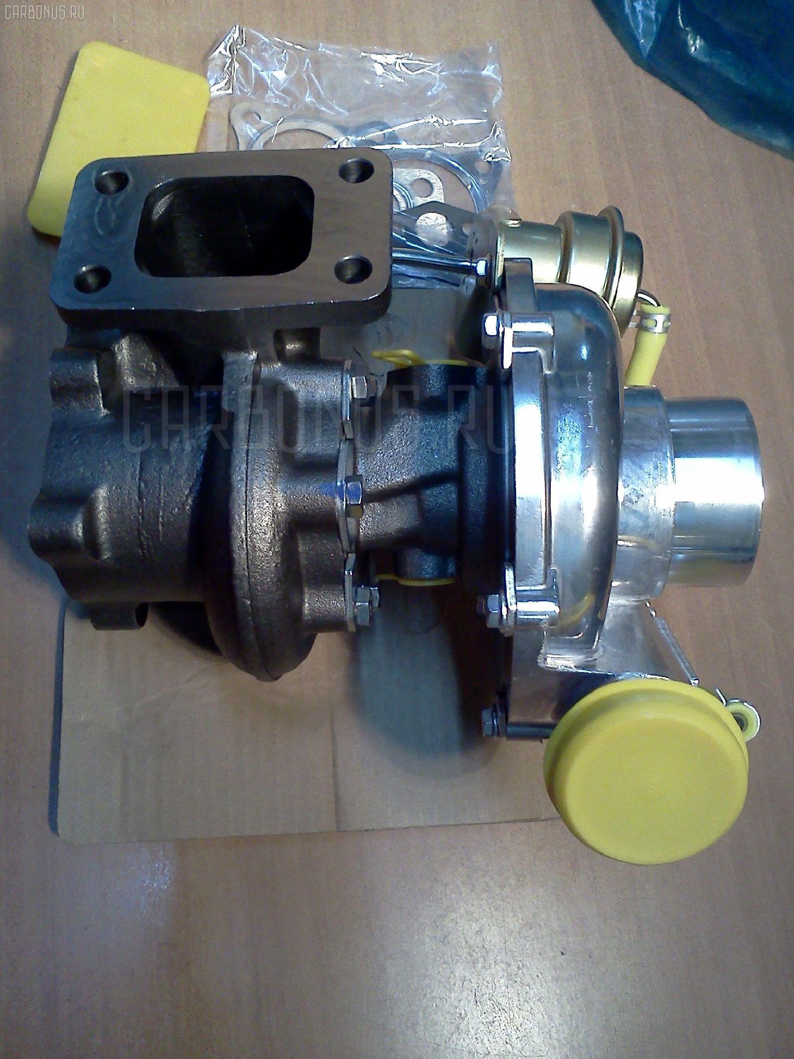 Турбина HINO RANGER FD1H H06C-TI. Фото 8