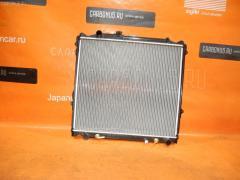 Радиатор ДВС TOYOTA HILUX SURF KDN185W 1KD-FTV FROBOX FX-036-0961