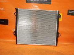 Радиатор ДВС TOYOTA LAND CRUISER PRADO RZJ125W 3RZ-FE Фото 3