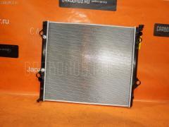 Радиатор ДВС TOYOTA LAND CRUISER PRADO RZJ125W 3RZ-FE Фото 4
