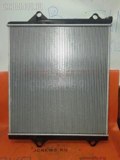Радиатор ДВС TOYOTA LAND CRUISER PRADO RZJ125W 3RZ-FE Фото 1