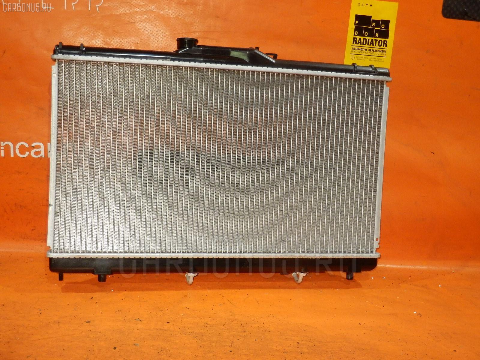Радиатор ДВС TOYOTA COROLLA AE100 5A-FE Фото 2