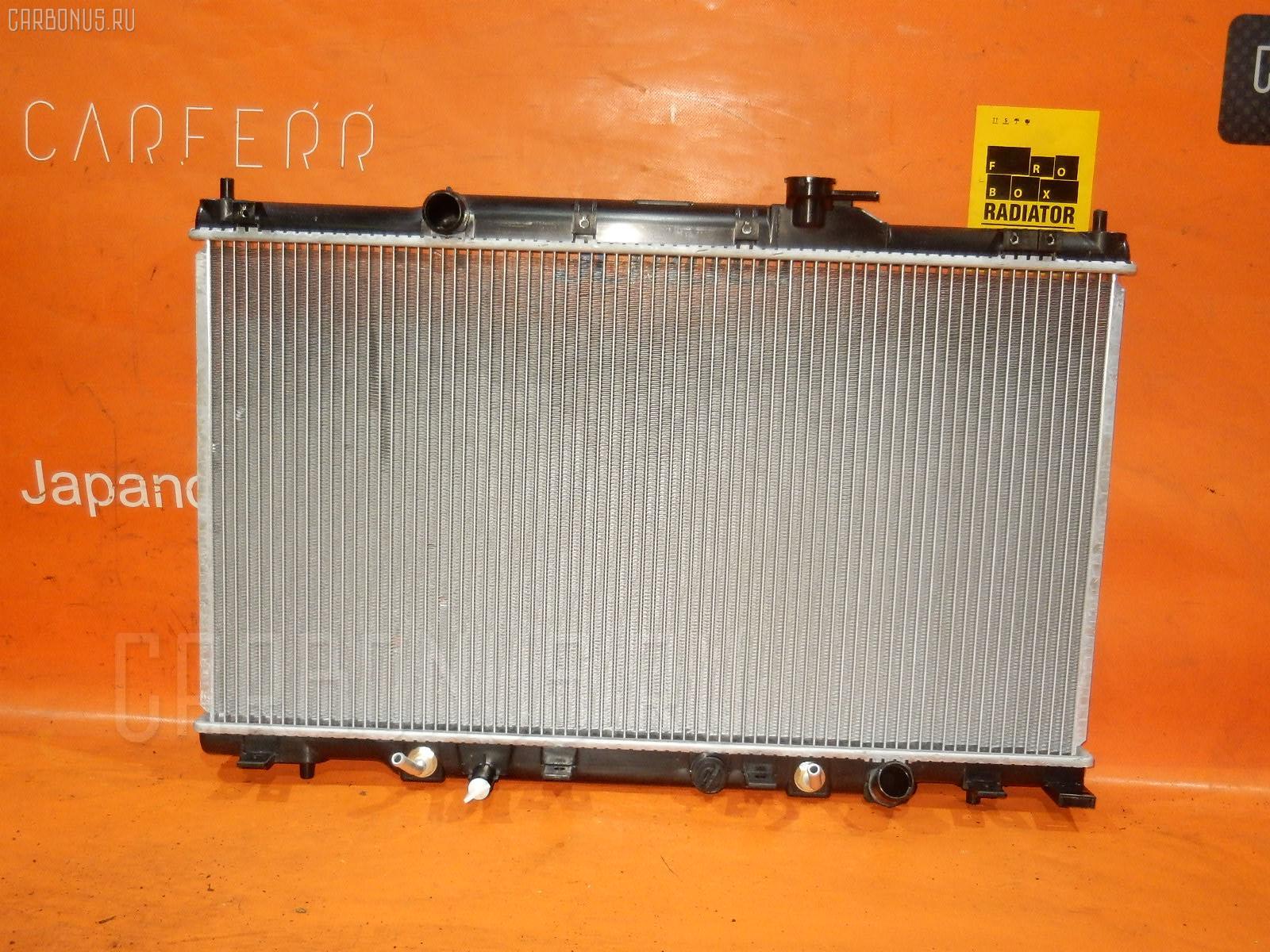 Радиатор ДВС HONDA CR-V RD4 K20A Фото 2