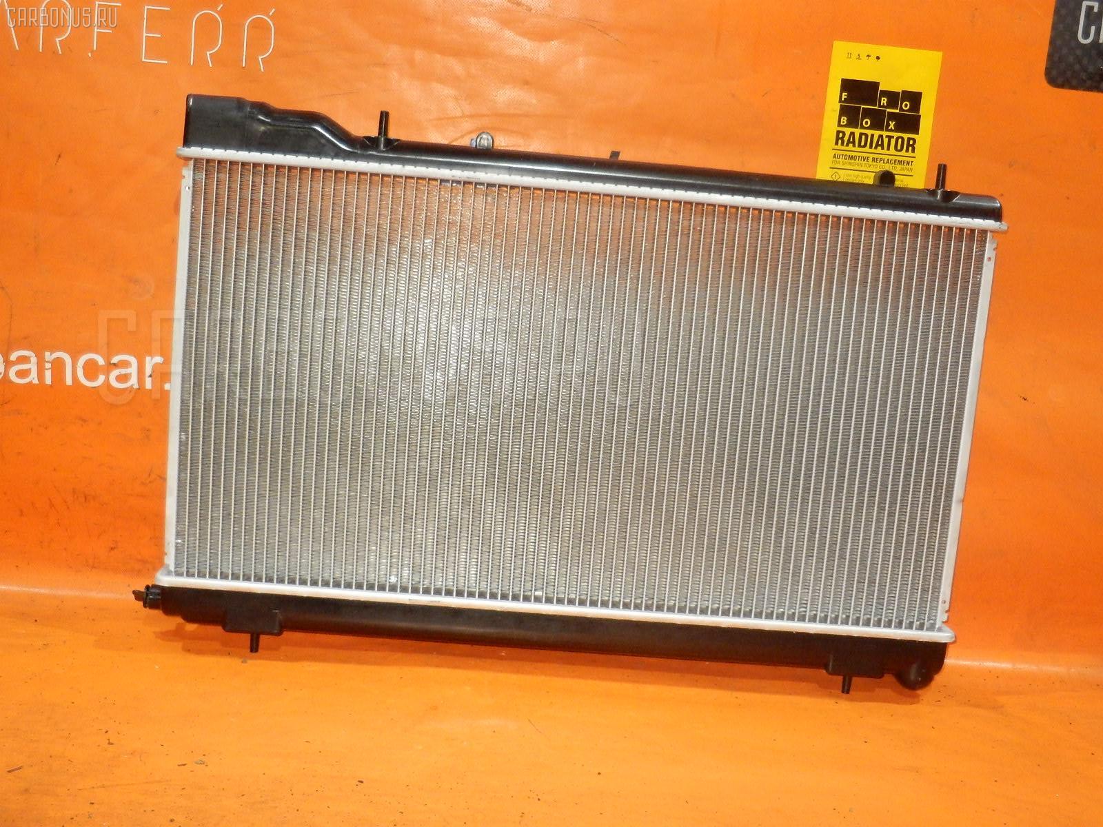 Радиатор ДВС SUBARU FORESTER SG5 EJ205 Фото 1