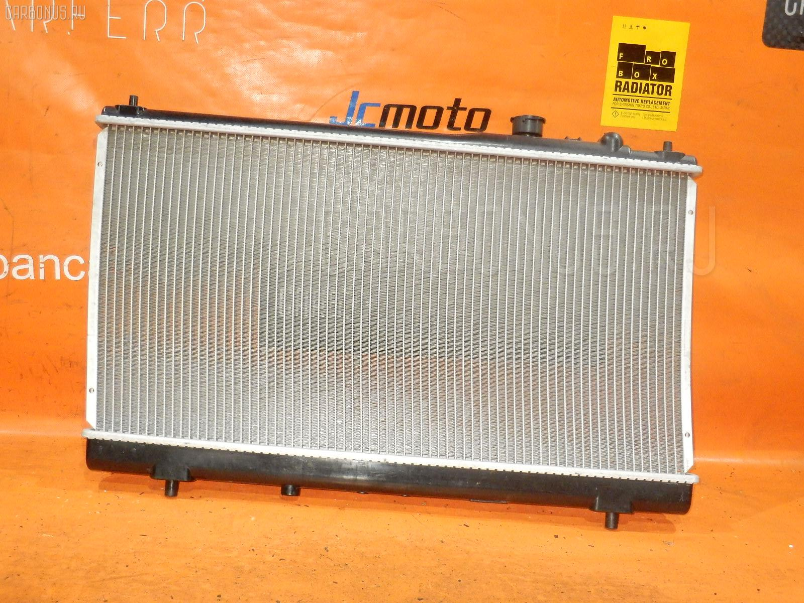 Радиатор ДВС MAZDA PREMACY CP8W FP-DE Фото 2