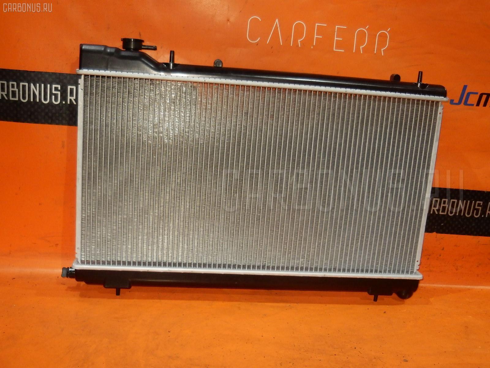 Радиатор ДВС SUBARU FORESTER SG5 EJ20 Фото 1