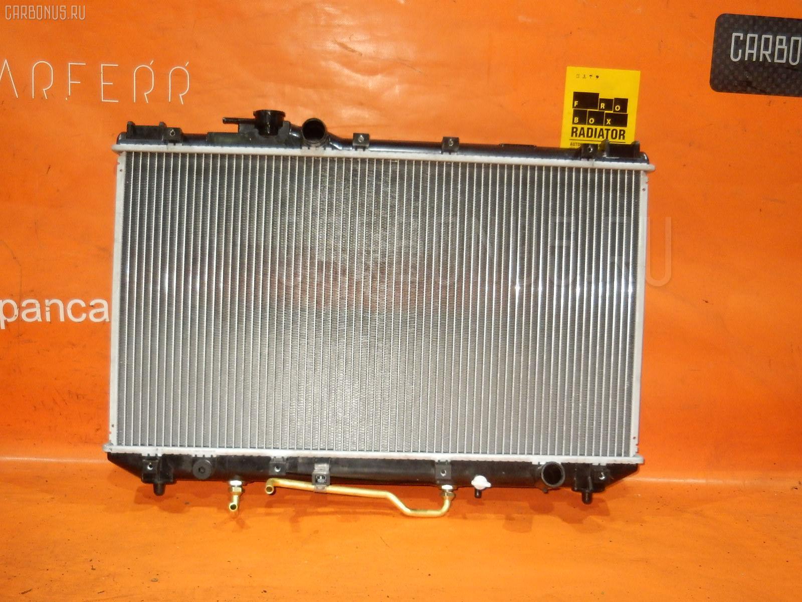 Радиатор ДВС TOYOTA CAMRY SV30 4S-FE. Фото 11