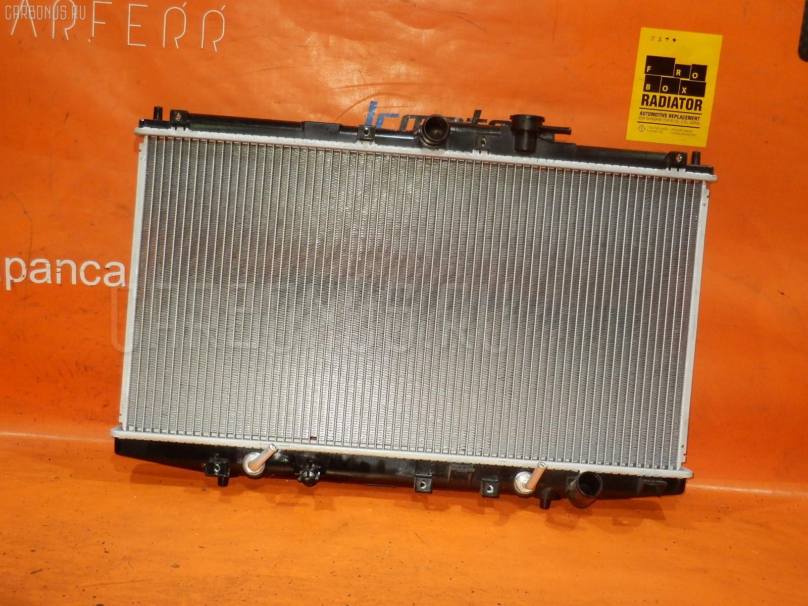 Радиатор ДВС HONDA ACCORD CF3 F18B. Фото 9
