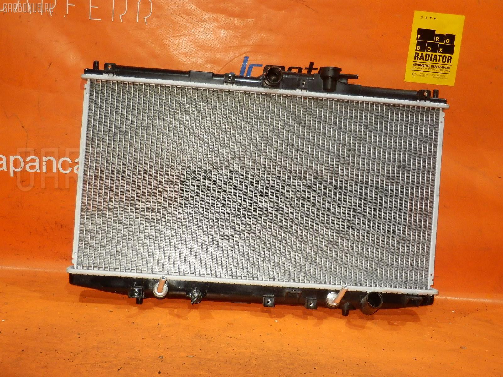 Радиатор ДВС HONDA ACCORD CF3 F18B. Фото 10