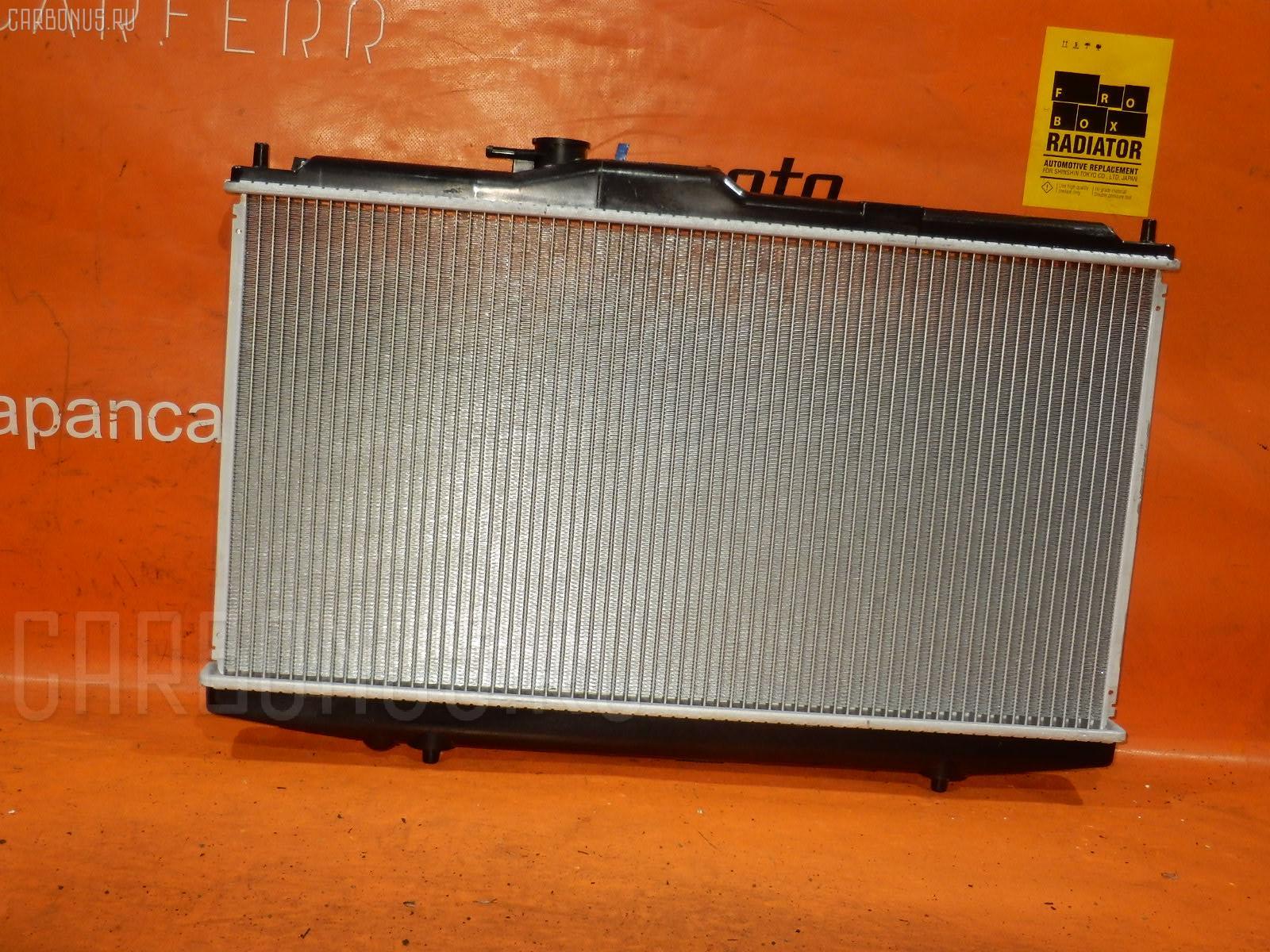 Радиатор ДВС HONDA ACCORD CF3 F18B. Фото 11