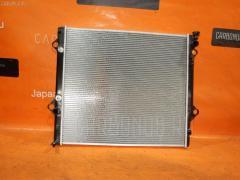 Радиатор ДВС TOYOTA HILUX SURF GRN215W 1GR-FE Фото 1