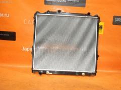 Радиатор ДВС Toyota Hilux surf RZN185W 3RZ-FE Фото 3
