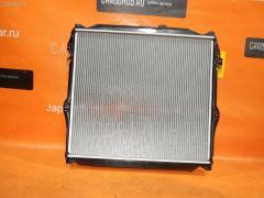 Радиатор ДВС Toyota Hilux surf RZN185W 3RZ-FE Фото 4