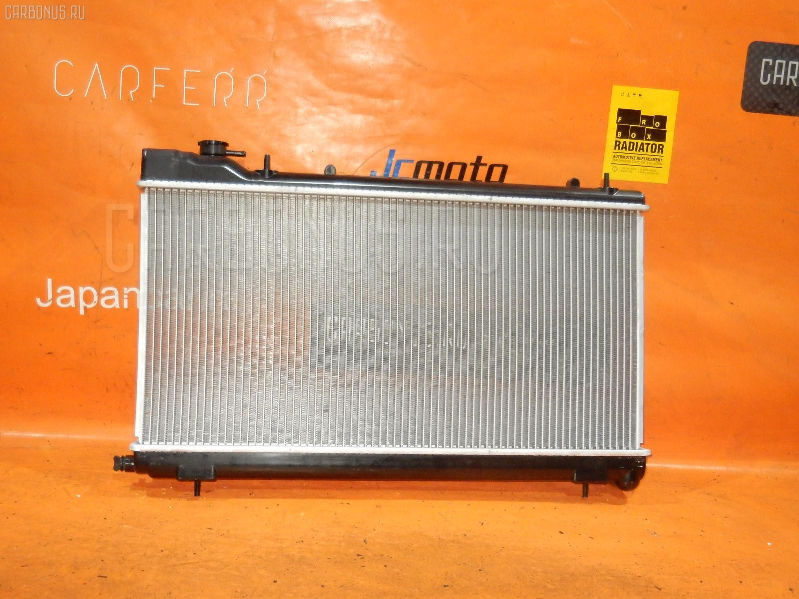 Радиатор ДВС SUBARU FORESTER SF5 EG20. Фото 4