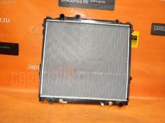 Радиатор ДВС Toyota Hilux surf KDN185W 1KD-FTV Фото 2