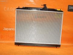 Радиатор ДВС NISSAN SERENA C25 MR20DE Фото 2