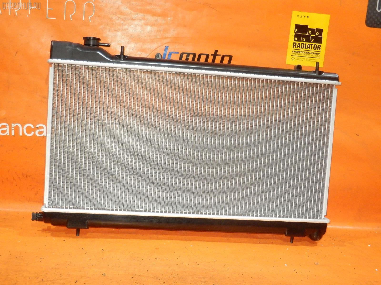 Радиатор ДВС SUBARU FORESTER SF5 EG20. Фото 5