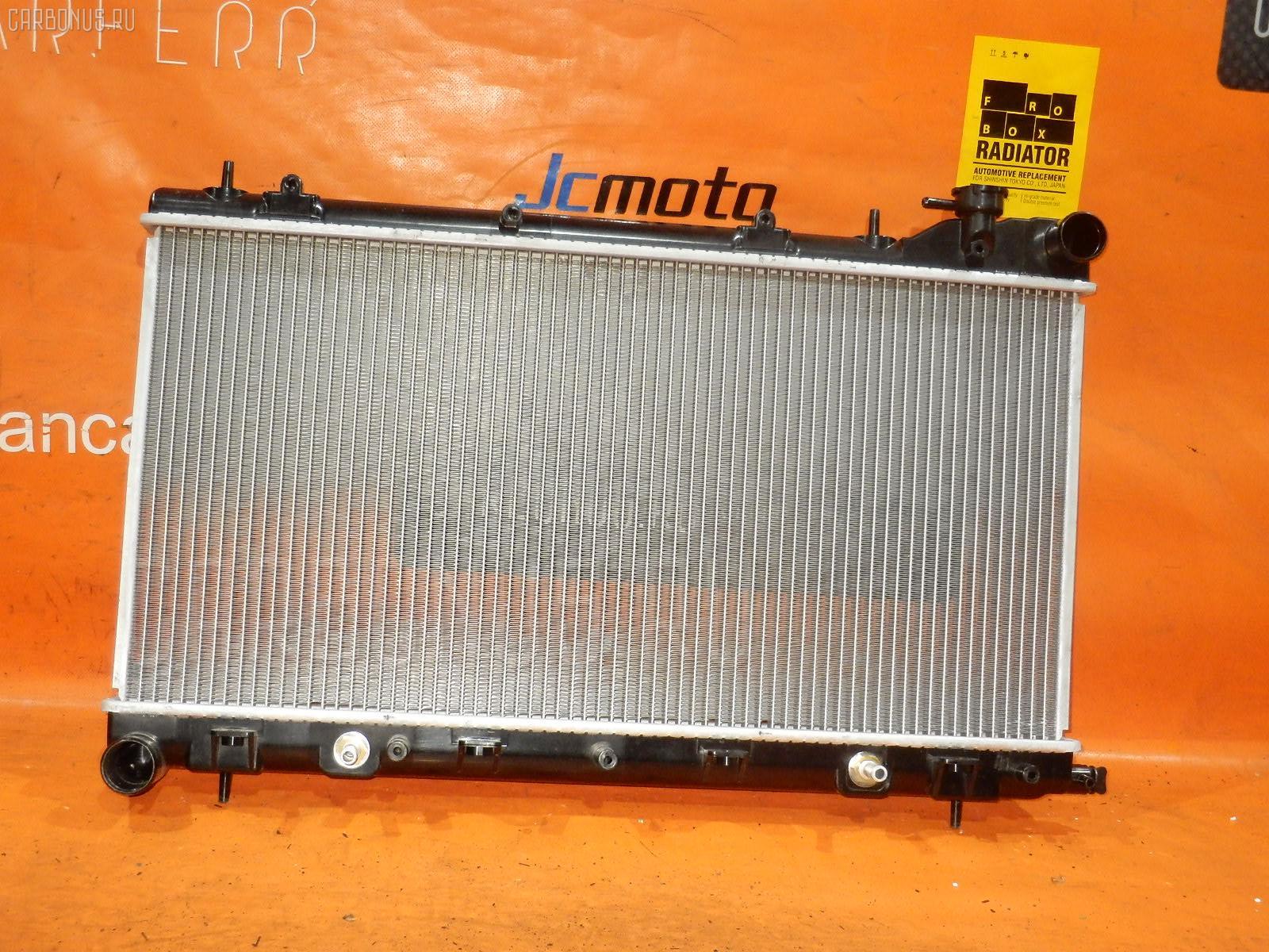Радиатор ДВС SUBARU FORESTER SF5 EG20. Фото 6