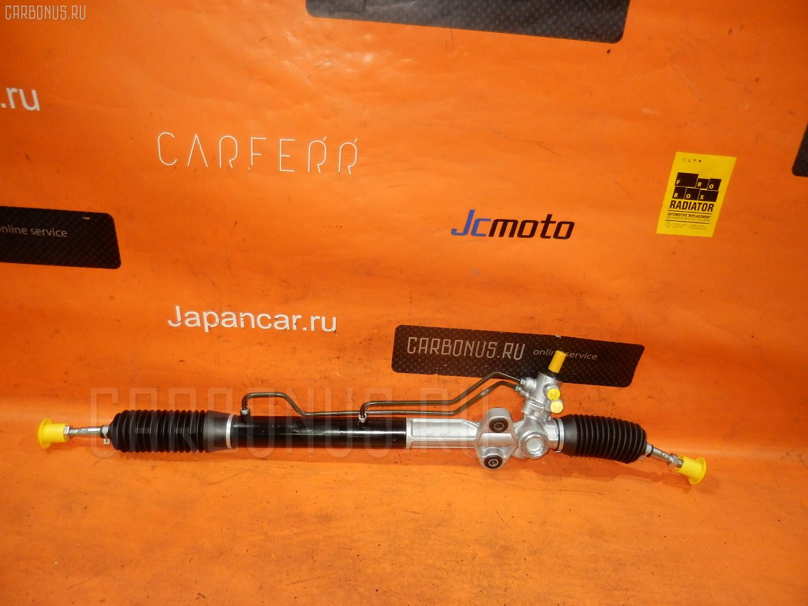 Рулевая рейка MITSUBISHI PAJERO V73W 6G72. Фото 5