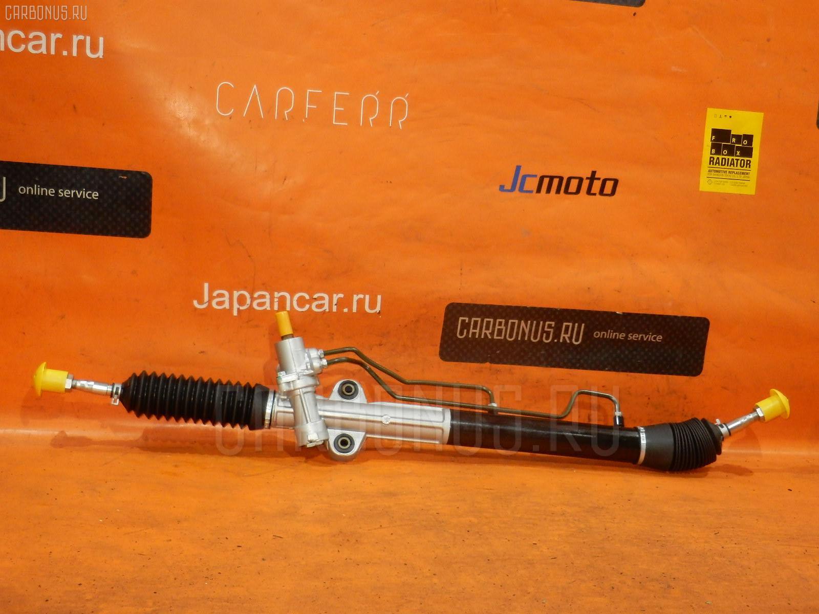 Рулевая рейка MITSUBISHI PAJERO V73W 6G72. Фото 6