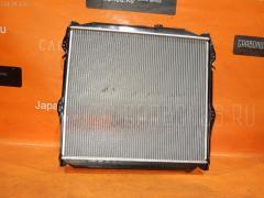 Радиатор ДВС TOYOTA HILUX SURF KZN185W 1KZ-TE FROBOX FX-036-0962
