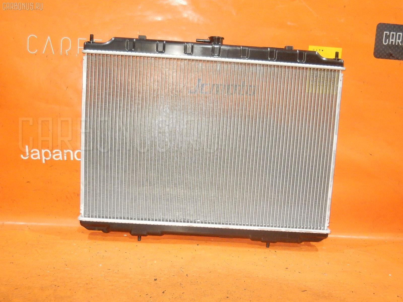 Радиатор ДВС NISSAN X-TRAIL NT30 QR20DE Фото 2