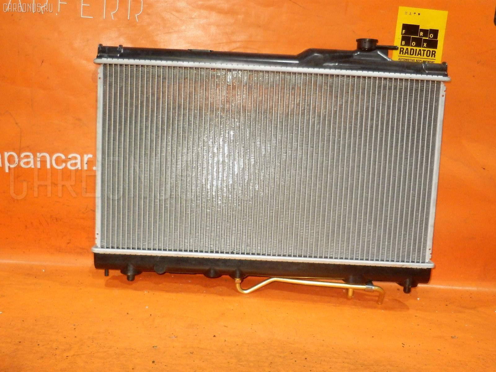 Радиатор ДВС TOYOTA CARINA ED ST200 4S-FE Фото 1