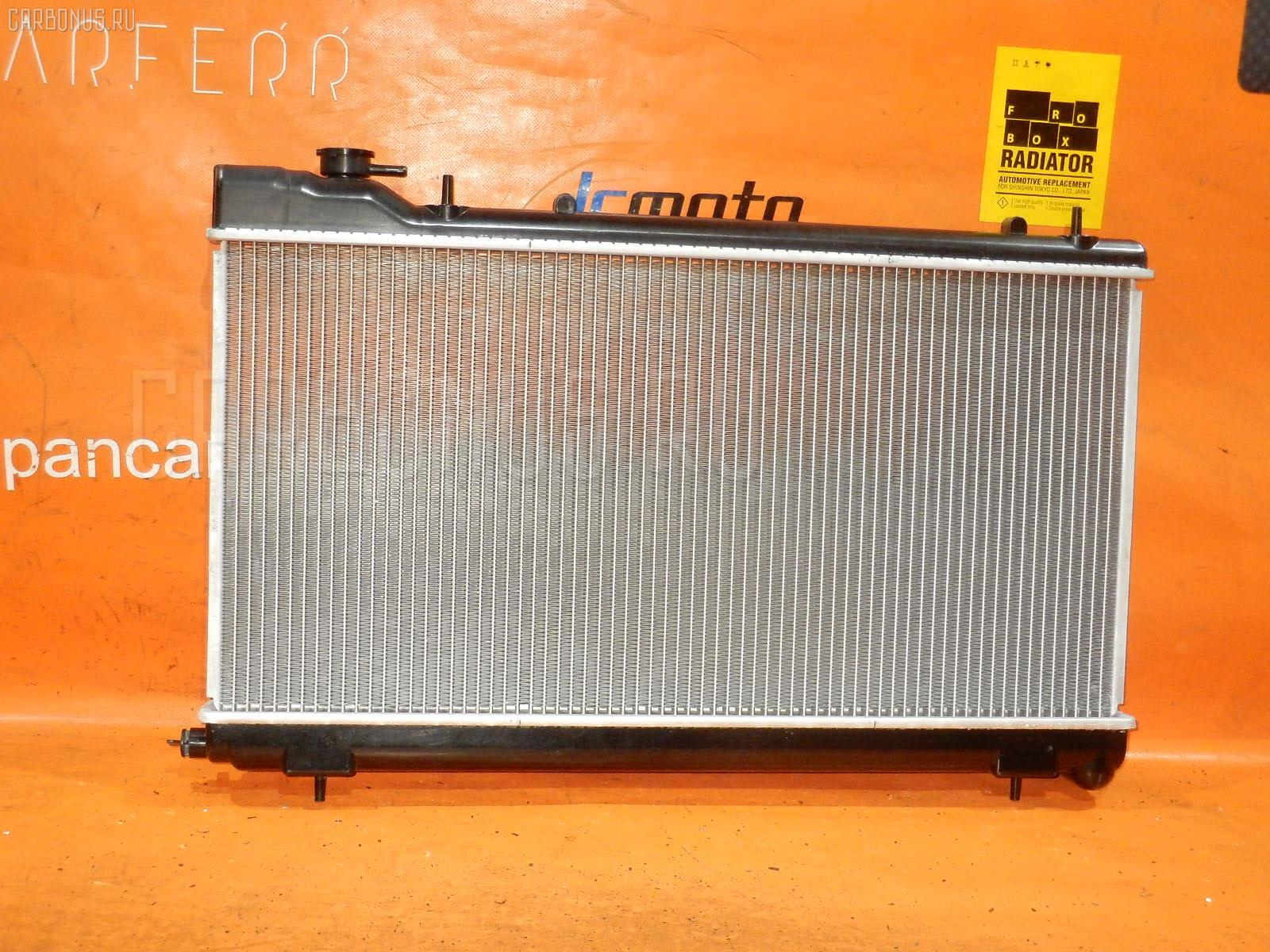 Радиатор ДВС SUBARU FORESTER SF5 EG20. Фото 9