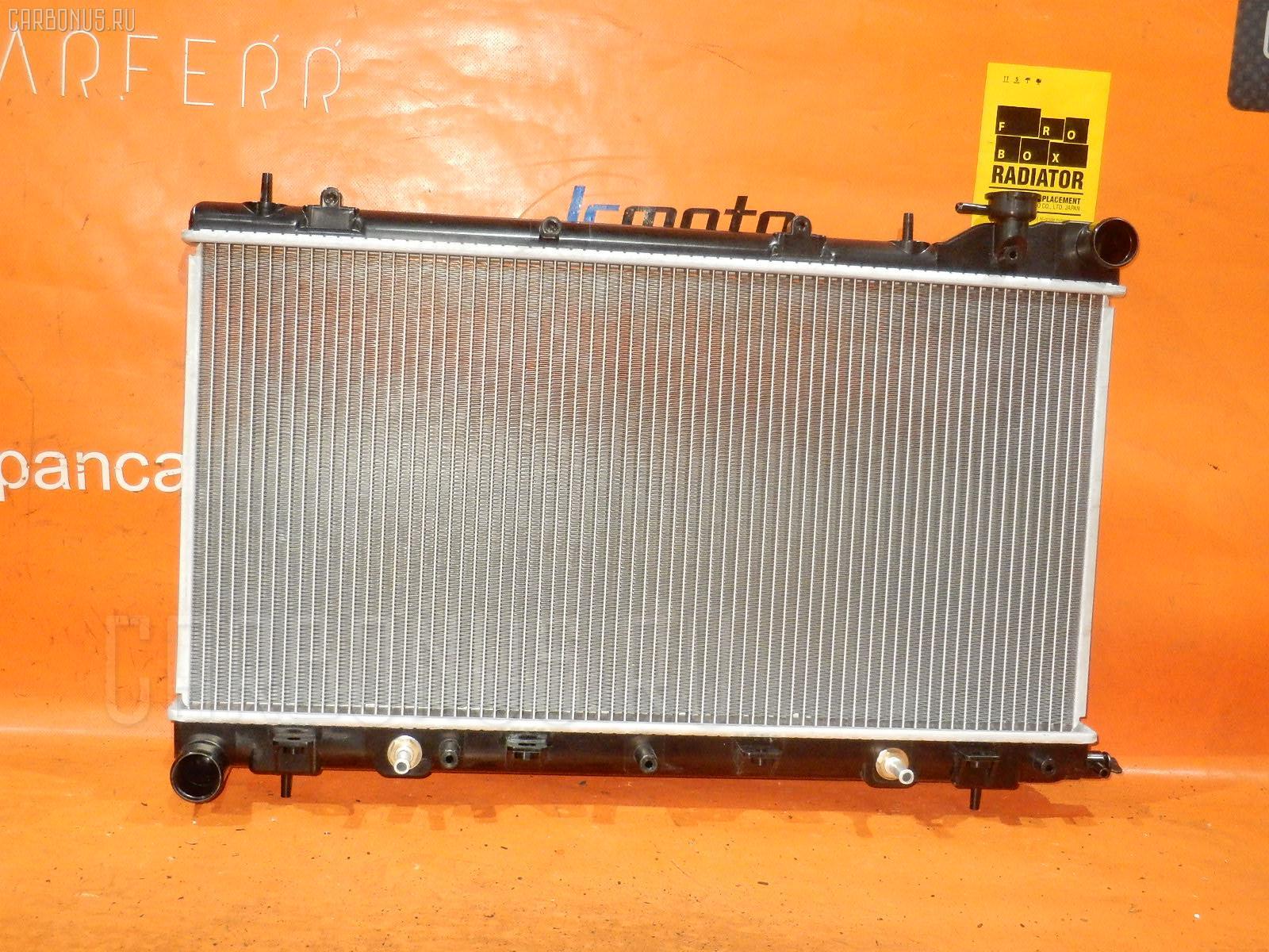 Радиатор ДВС SUBARU FORESTER SF5 EG20. Фото 10