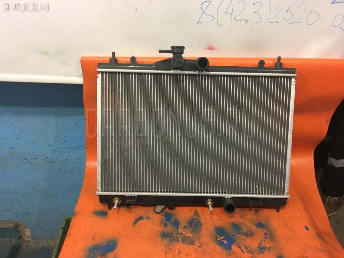 Радиатор ДВС Nissan Tiida C11 HR15DE Фото 1