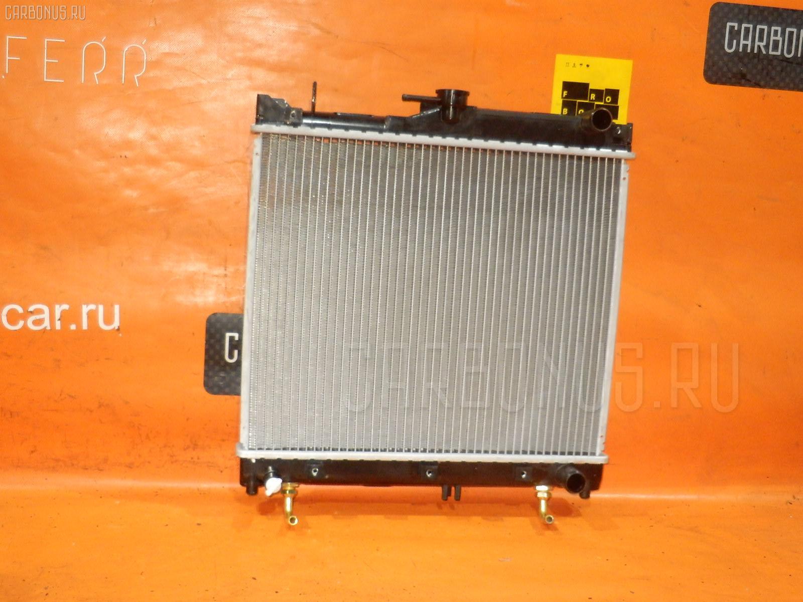 Радиатор ДВС SUZUKI JIMNY WIDE JB43W M13A Фото 2