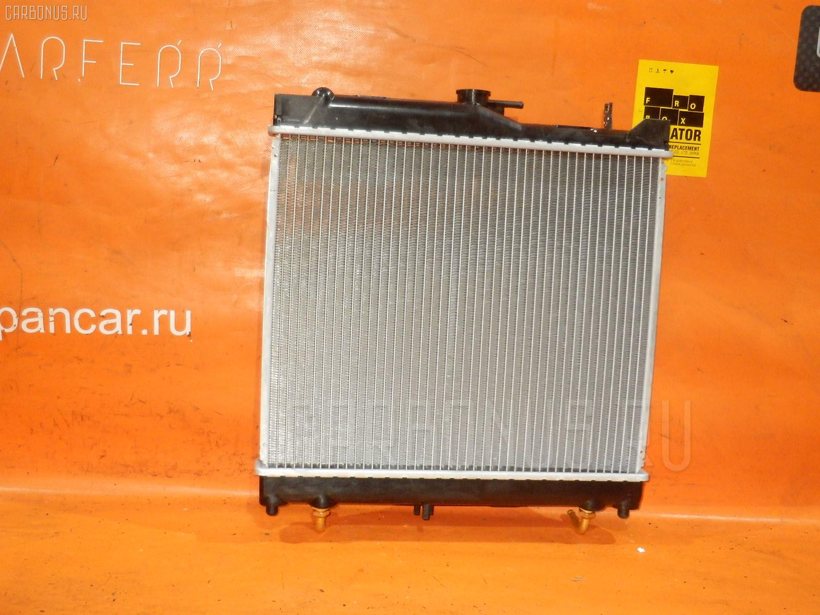 Радиатор ДВС Suzuki Jimny wide JB43W M13A Фото 1