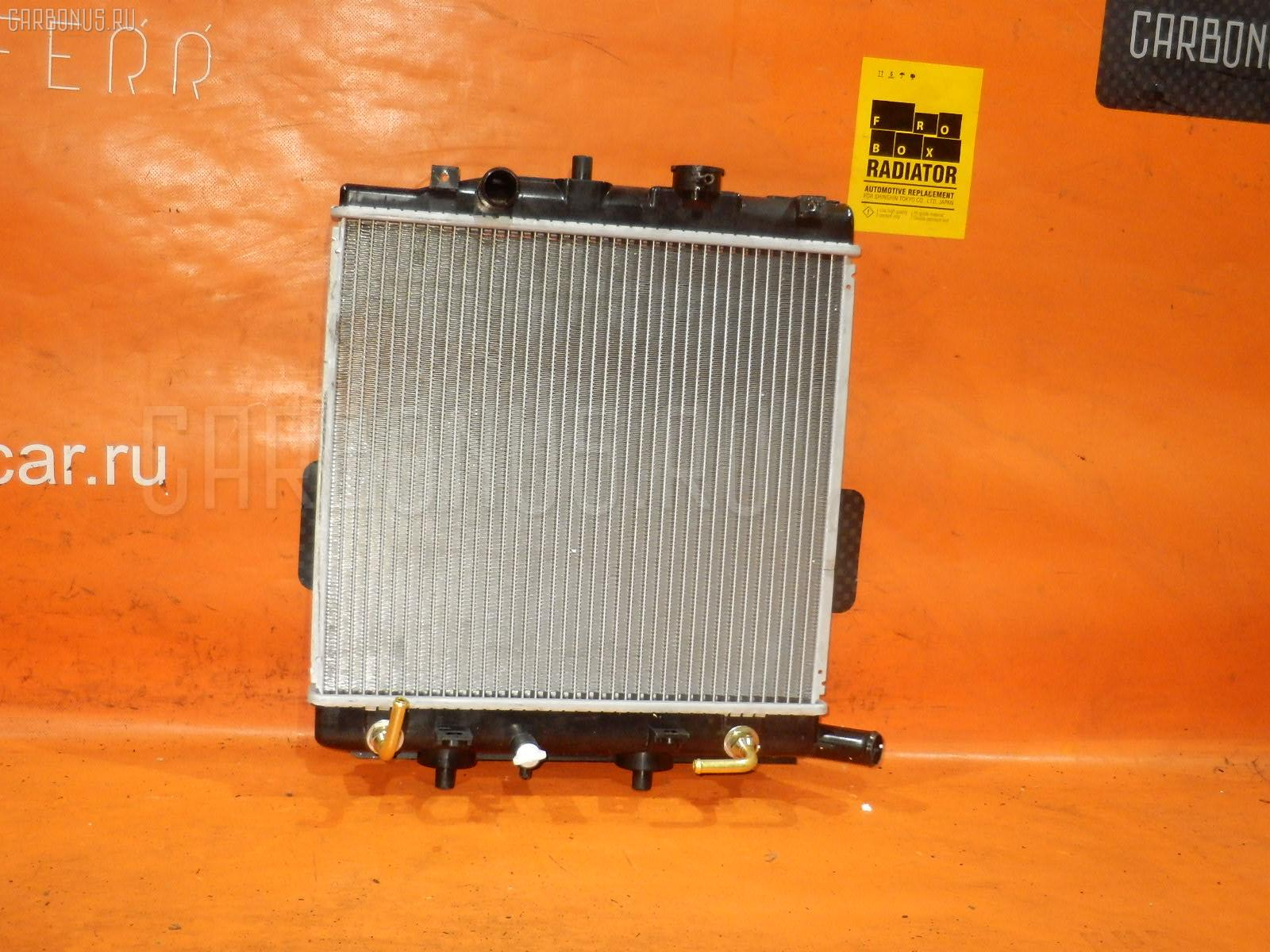 Радиатор ДВС MAZDA DEMIO DW3W B3 Фото 1