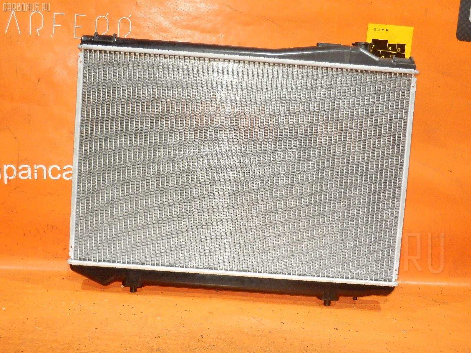 Радиатор ДВС TOYOTA CROWN JZS141 1JZ-GE Фото 2