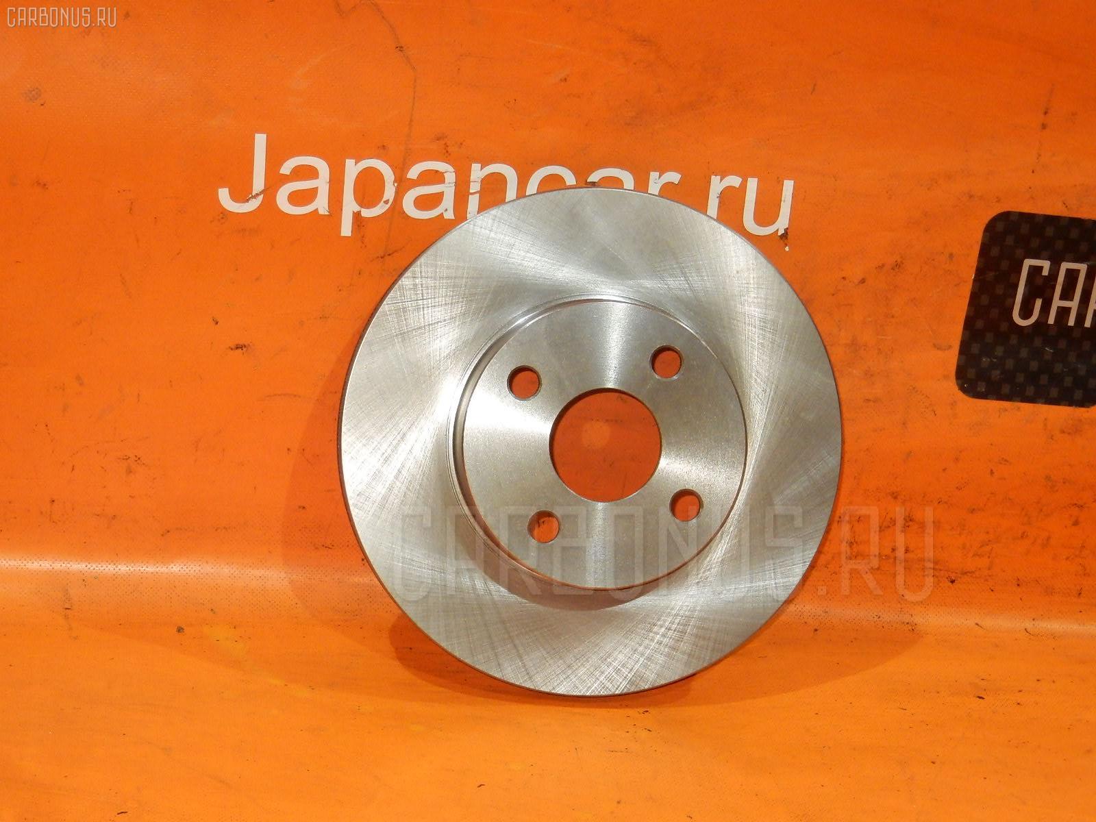 Тормозной диск Toyota Corolla NZE121 Фото 1