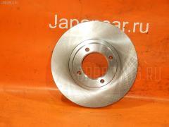 Тормозной диск TOYOTA TOWNACE NOAH SR40G UQUMI UQ-116F-0998  43512-28130  UQ-116-0998 Переднее
