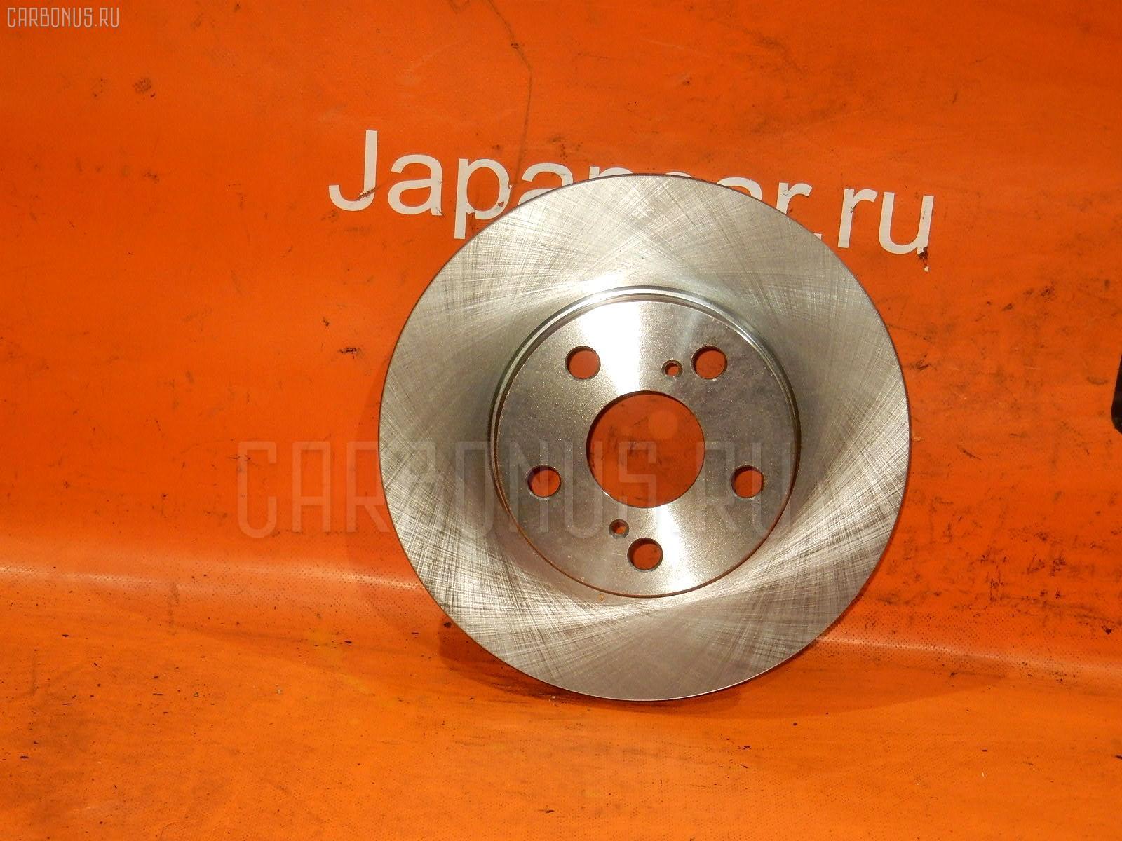 Тормозной диск TOYOTA CALDINA AT211G Фото 1