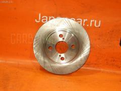 Тормозной диск TOYOTA COROLLA NZE124 UQUMI UQ-116F-0996 Переднее